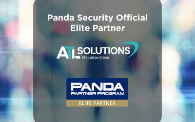 ATL Solutions is awarded the Panda Security Official Elite Partner Certificate.