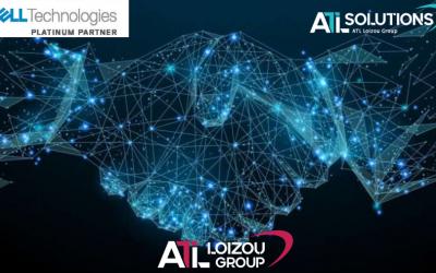Η ATL Solutions ανακηρύχθηκε DELL Technologies Platinum Partner